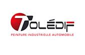 Toledif, Peinture industrielle automobile