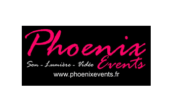 Logo phoenix events