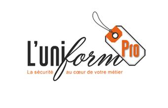 Logo L'uniform pro