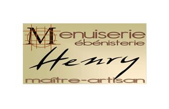 Logo Menuiserie Henry
