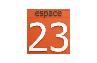 Logo Espace 23