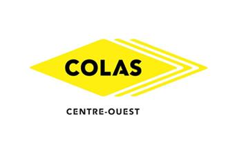 Logo Colas Centre Ouest