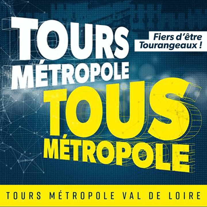Tours métropole -
