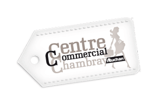 Logo Centre Commercial Auchan Chambray